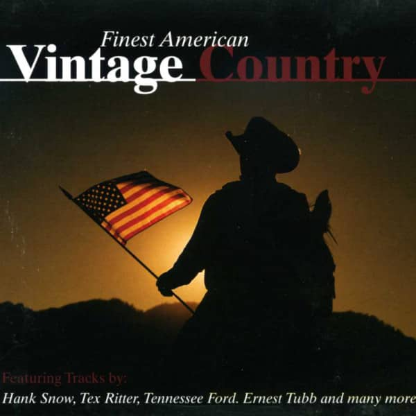 Vintage Country - Finest American (3-CD)