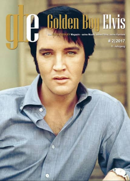 Golden Boy Elvis - Fachmagazin 2-2017
