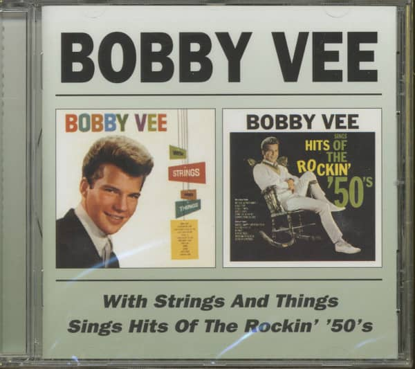 With Strings And Things - Sings Hits Of The Rockin' '50s (CD)