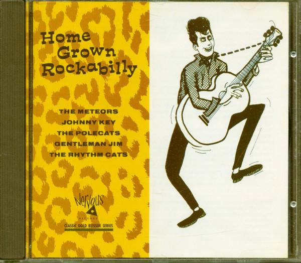 Home Grown Rockabilly (CD)