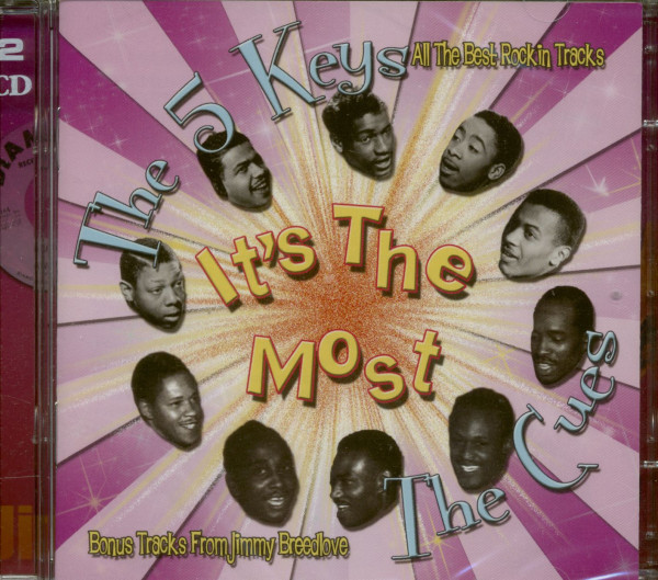 The 5 Key's Meet The Cues (2-CD)