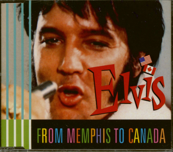 From Memphis To Canada (CD Single)