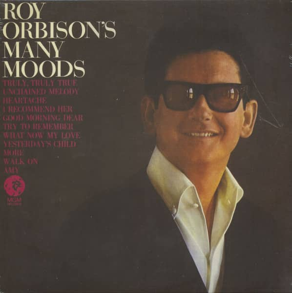 Roy Orbison's Many Moods (LP, 180g Vinyl)