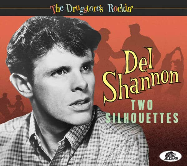 The Drugstore's Rockin' - Two Silhouettes (CD)