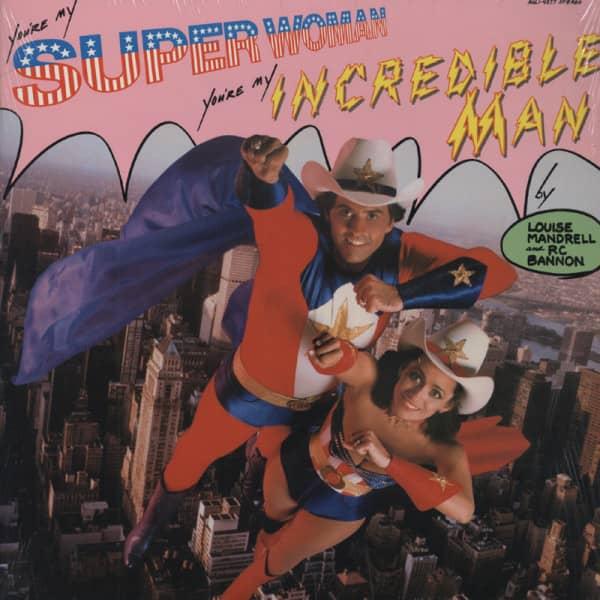 Superwoman, Incredible Man (LP)