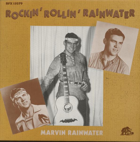 Rockin' Rollin' Rainwater (LP)