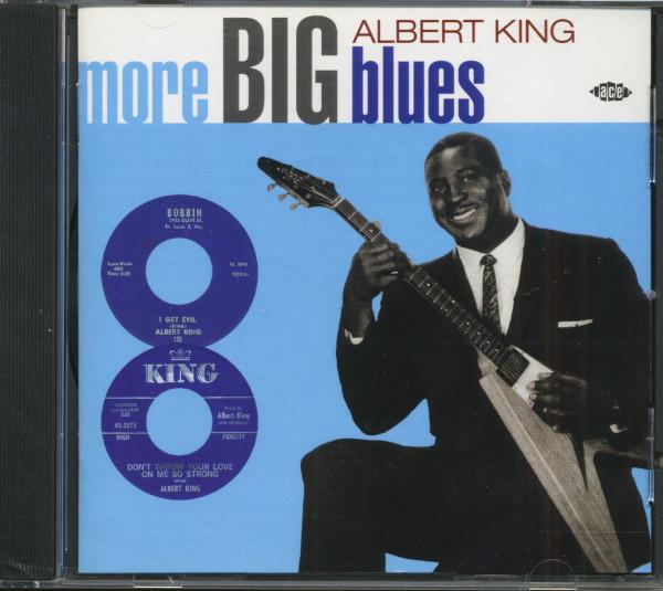 More Big Blues (CD)