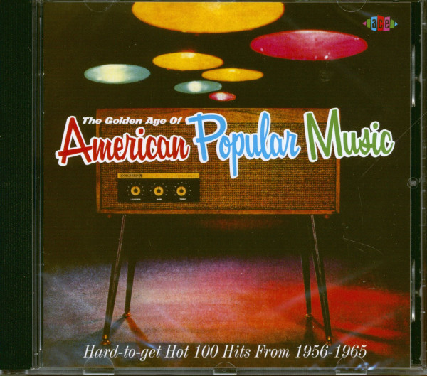 Golden Age Of American Popular Music 1956-65 (CD)