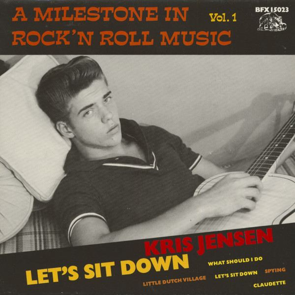 Let's Sit Down - A Milestone In Rock'n'Roll Music Vol.1 (LP)