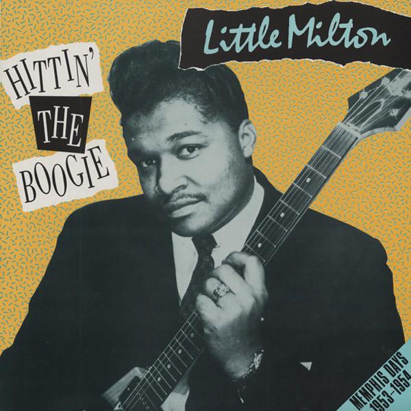 Hittin' The Boogie - Memphis Days