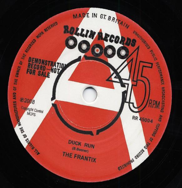 Duck Run - No Lovin' No River Blues 7inch, 45rpm