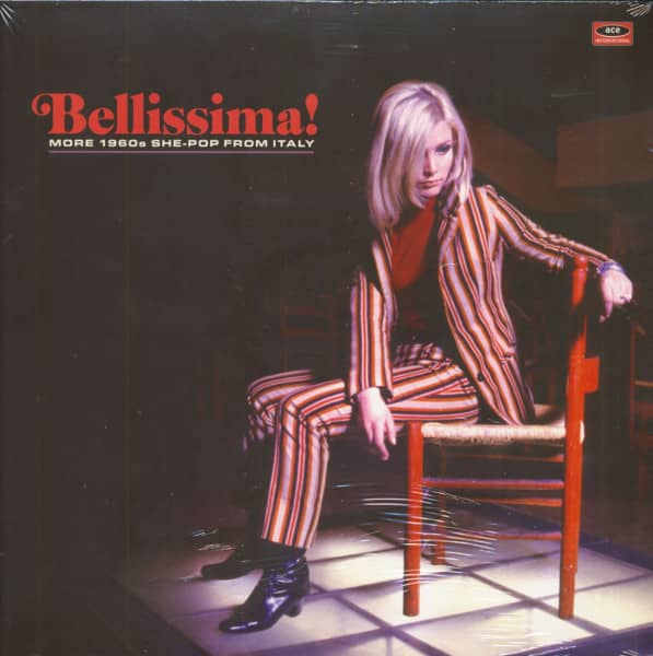 Bellissima! More 1960s She-Pop From Italy (LP, 180g White Vinyl)