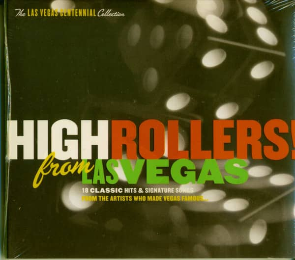 High Rollers From Vegas-Centennial Collection (CD)