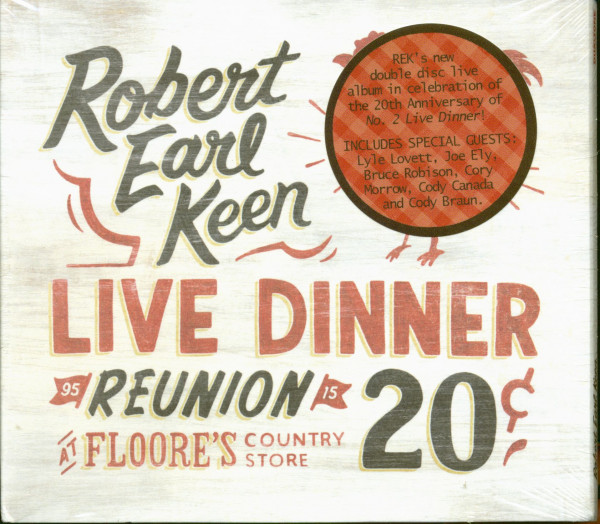 Live Dinner Reunion (2-CD)