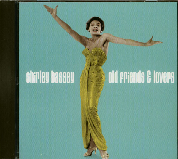 Old Friends & Lovers (CD)