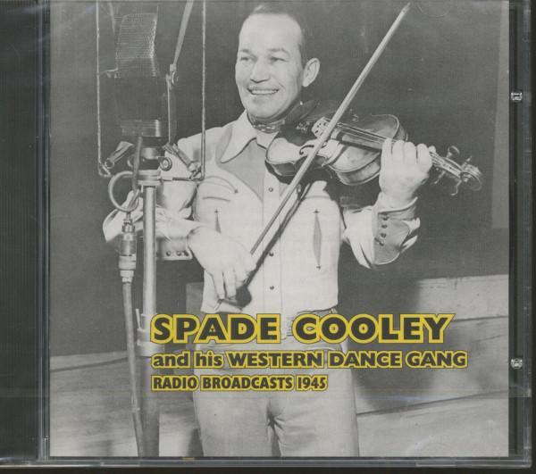 Radio Broadcasts 1945 (CD)