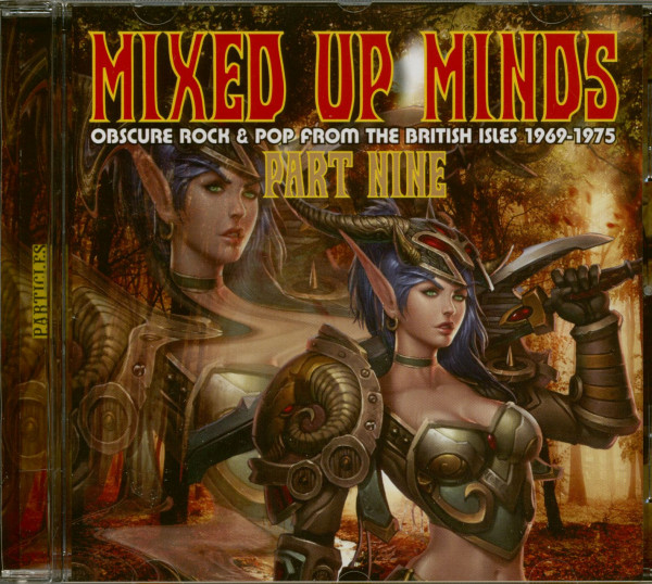 Mixed-Up-Minds - Part 9 (CD)