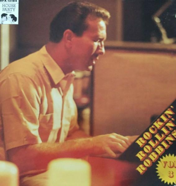 Rockin' Rollin' Robbins Vol.3 (LP)