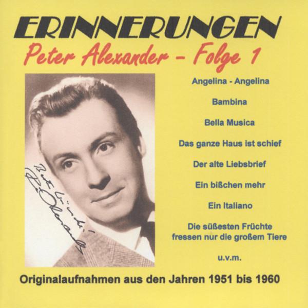 Erinnerungen 1951-60 Folge 1 (2-CD)