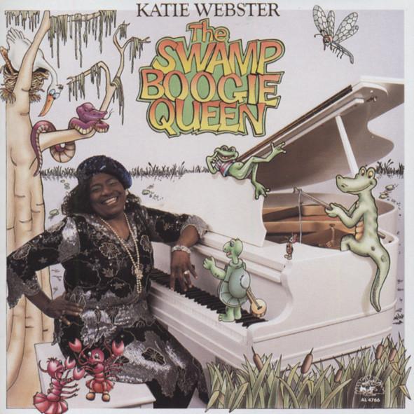 The Swamp Boogie Queen (CD)