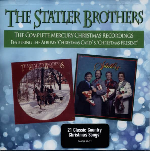 The Complete Mercury Christmas Recordings 1978 & 1985