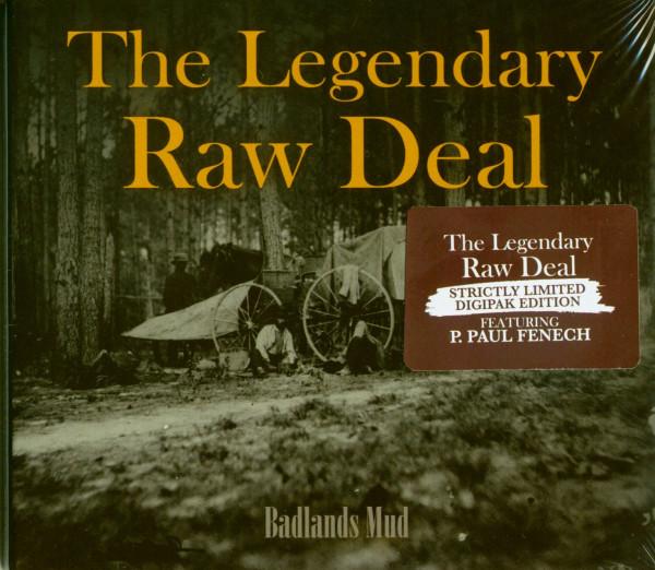 Badlands Mud (Limited Digipack Edition)