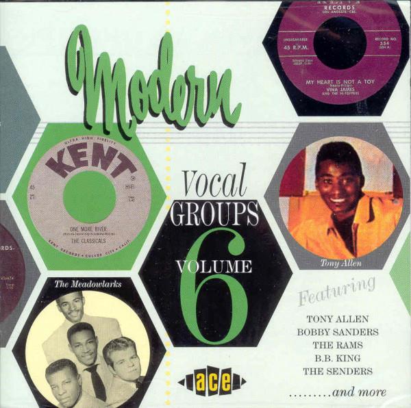 Vol.6, Modern Vocal Groups