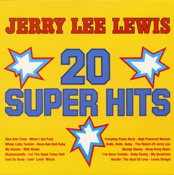 20 Super Hits (LP)