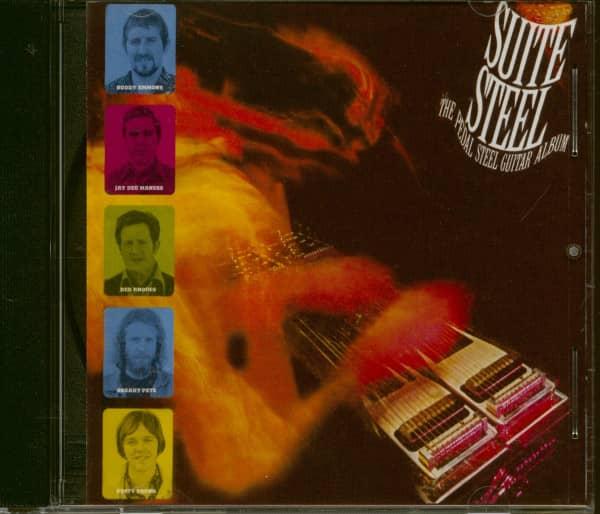 Suite Steel - The Pedal Steel Guitar Album (CD)