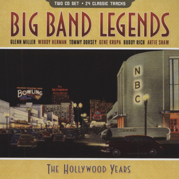 Big Band Legends: The Hollywood Years (2-CD)