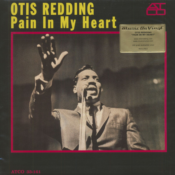 Pain In My Heart (180g)