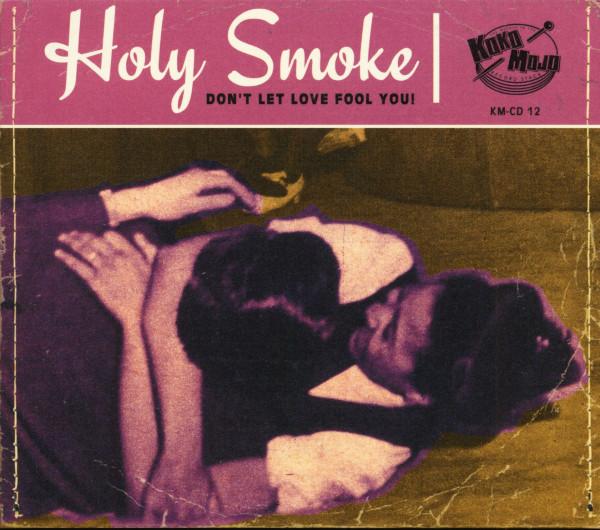 Holy Smoke (CD)