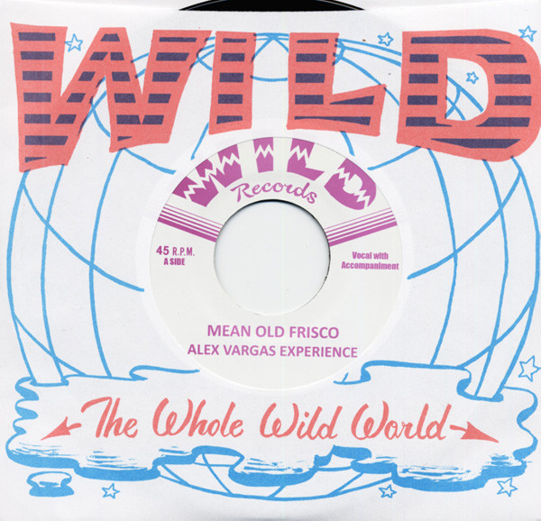 Mean Old Frisco b-w Bad Mouthing 7inch, 45rpm