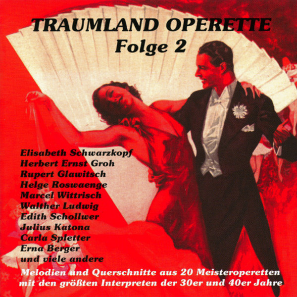 Vol.2, Traumland Operette (2-CD)