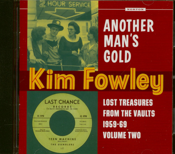 Another Man's Gold - Lost Treasures Vol.2 (CD)
