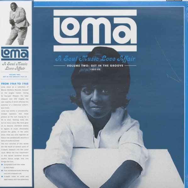 Loma - A Soul Music Love Affair, Vol.2 (LP, 180g Vinyl)