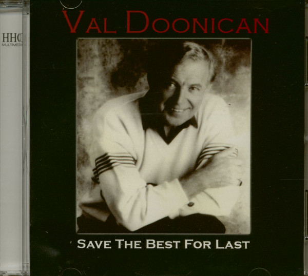 Save The Best For Last (CD)
