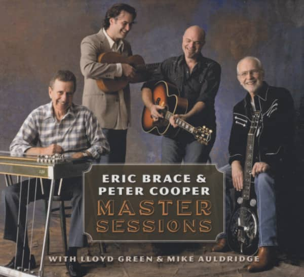 Master Sessions ( & Lloyd Green - M.Auldridge)