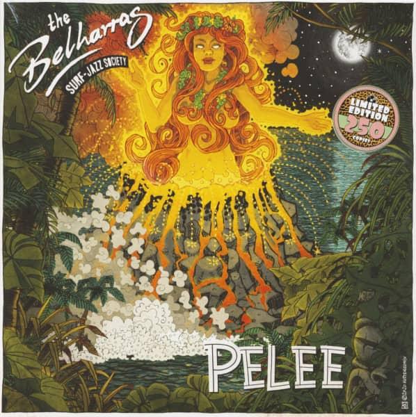 Pelee (LP, Colored Vinyl, Ltd.)