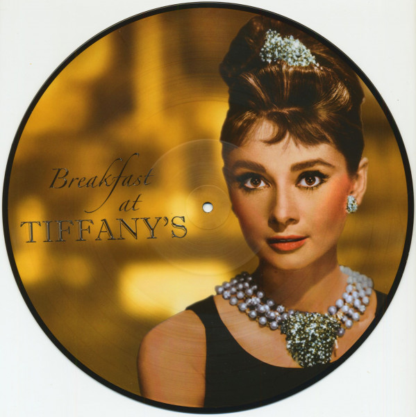 Breakfast At Tiffany's - Original Motion Picture Soundtrack (LP, Picture Disc)