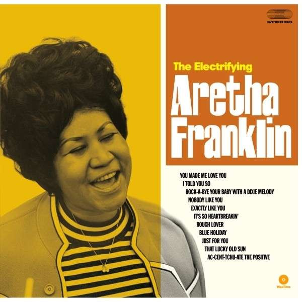 Electrifying Aretha (180g Vinyl - lmited edition)