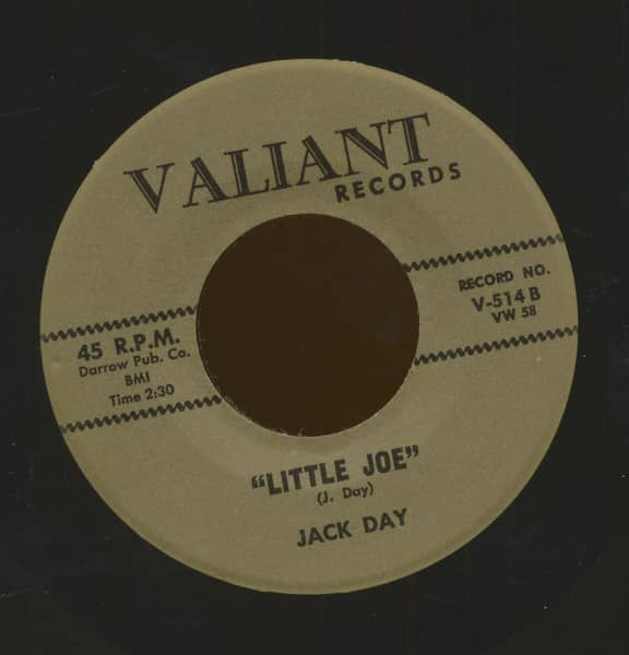 Little Joe - Don't Cry (7inch, 45rpm)