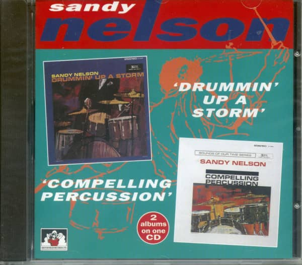 Drummin' Up A Storm - Compelling Percussion (CD)