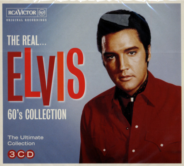 The Real...Elvis Presley - 60s Collection (3-CD)