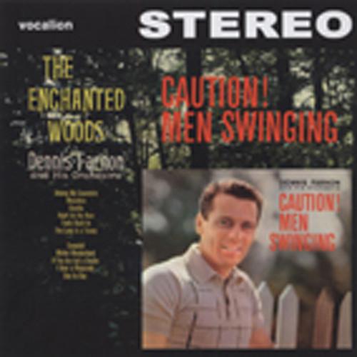 Caution! Men Swinging - The Enchanted Woods
