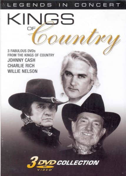 Kings Of Country (3-DVD) (0)