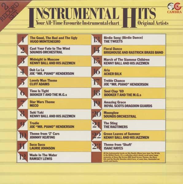 Instrumental Hits (2-LP)