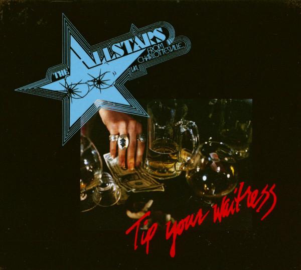 Tip Your Waitress (CD)
