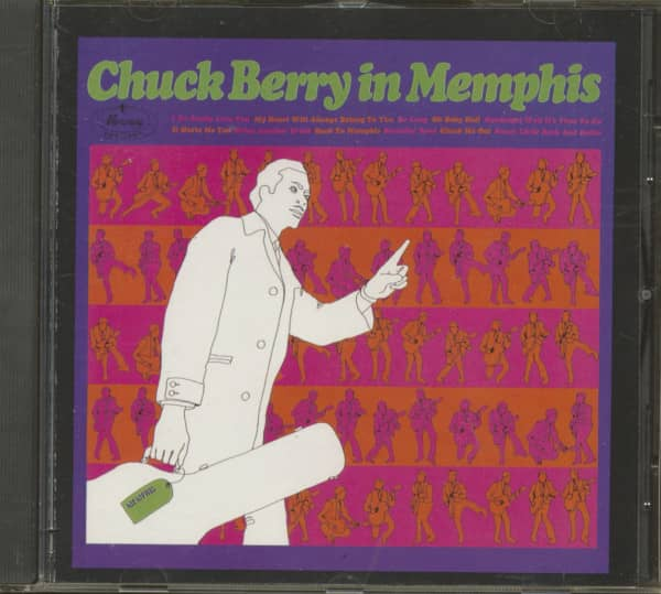 In Memphis (CD)