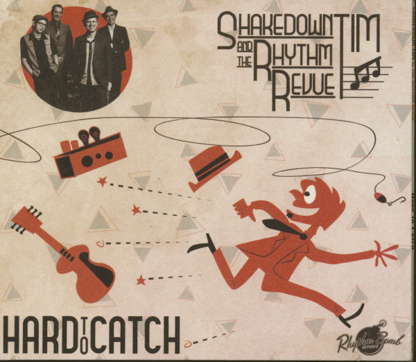 Hard To Catch (CD)